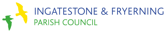 Ingatestone & Fryerning Parish Council logo
